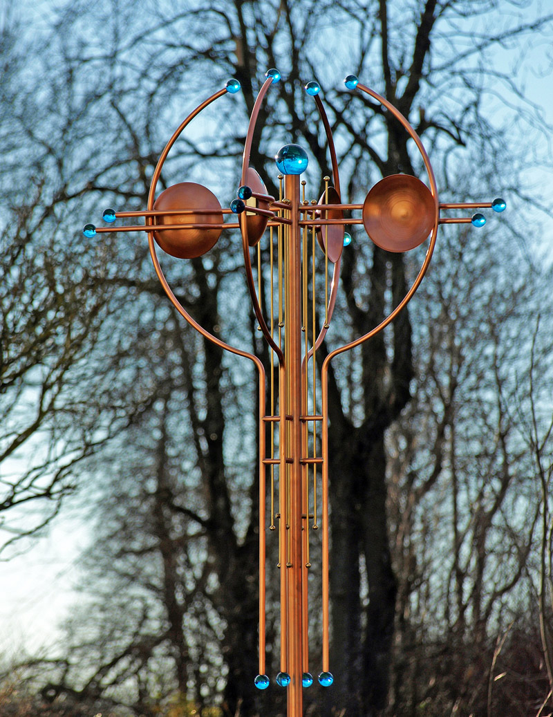 Garden Sculptures & Wind Sculptures Design | Werner Abele | No. 004